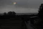 Like I said, the weather was dismal